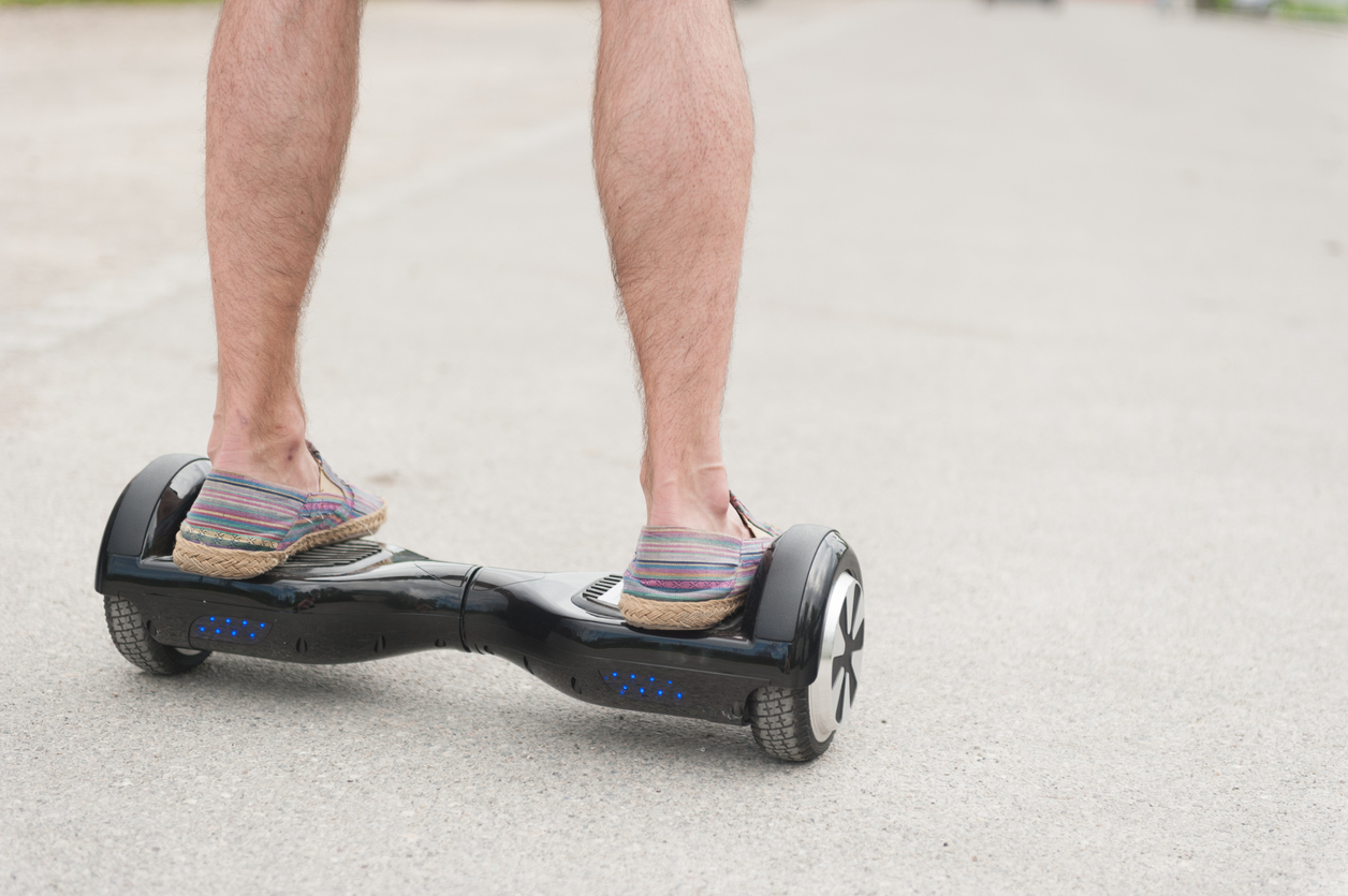 Hoverboard injury lawsuit